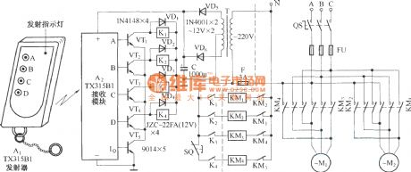 index 6 automotive circuit circuit diagram seekic com electric single girder crane radio remote control tx315b1 circuit diagram