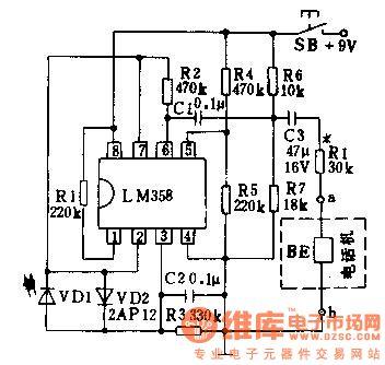 index 87 measuring and test circuit circuit diagram seekic com rh seekic com