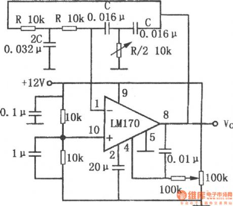 wein bridge oscillator using op amp lab manual