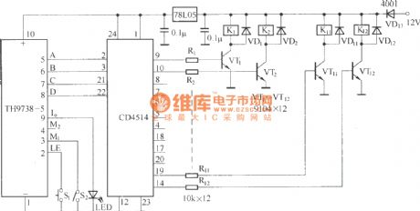 Wireless Remote Control Circuit Diagram   Index 29 Remote Control Circuit Circuit Diagram Seekic Com