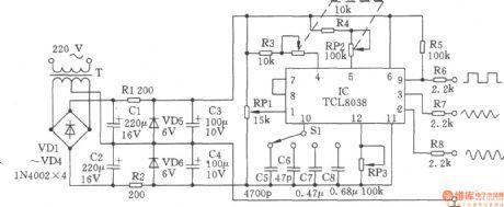 index 187 - - signal processing - circuit diagram