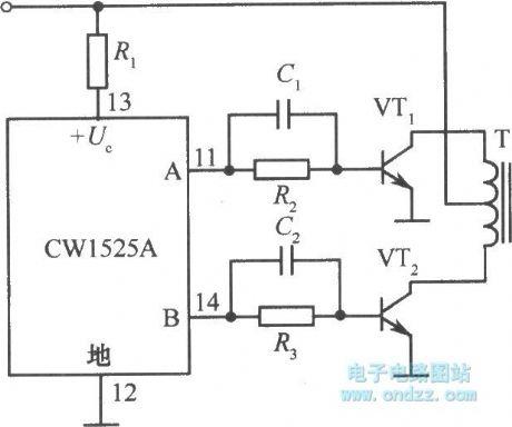 Half Bridge Driver Circuit Diagram - program-chi