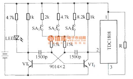 Index 29 - Remote Control Circuit - Circuit Diagram - SeekIC.com