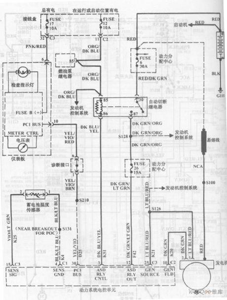 index 6 automotive circuit circuit diagram seekic com