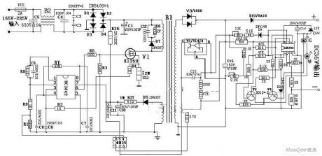 36v electric car battery charger circuit diagram