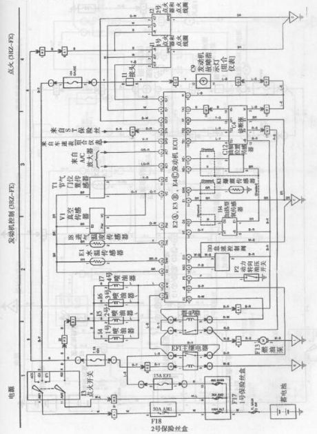 index 1996 - circuit diagram