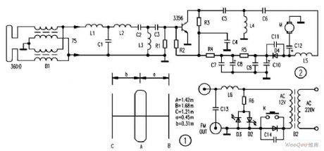 index 5 communication circuit circuit diagram. Black Bedroom Furniture Sets. Home Design Ideas