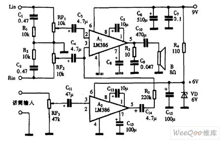 Boosters Are Not Buffers as well File  lifier Circuit Small also Lm386 besides Audio  lificateurs also ULN2003. on lm386 datasheet