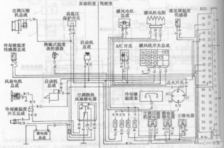index 7 automotive circuit circuit diagram seekic comchang an alto car air conditioning system circuit diagram