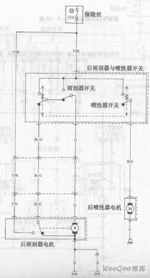 index 6 - automotive circuit - circuit diagram