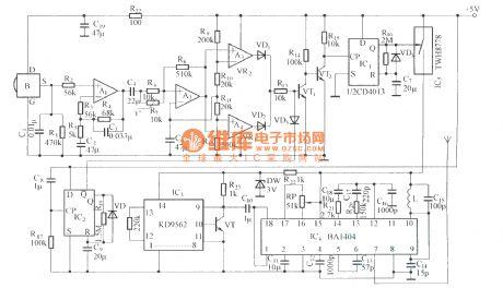 index 4 - alarm control - control circuit