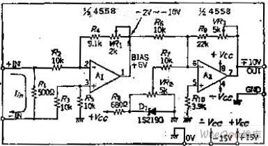 4-20ma To Voltage Converter