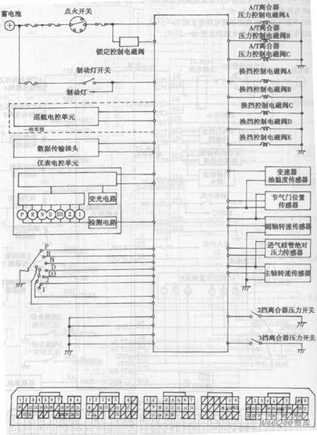 Index 100 - Automotive Circuit - Circuit Diagram