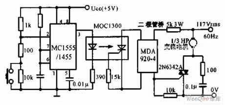 The switch shut off time delay circuit diagram