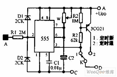 Simple Dc Timer Using Mosfet Onoff together with 12 V Battery Charger besides 555 Time Delay Relay Circuit together with A Diagram Of Light Using Only Transistor furthermore Pulse Timer Control Relay Circuit With. on off delay timer circuit diagram