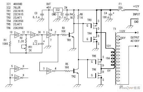 acdcconverter addaconvertercircuit circuit diagram seekic wire rh frana co