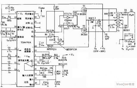 index 206 power supply circuit circuit diagram seekic com rh seekic com