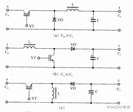 DC-DC Conversion Circuit Without Isolation