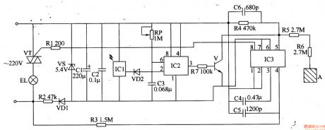 index 2 automatic control control circuit circuit diagraminfrared remote control dimmer, speed controller diagram 1