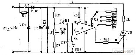 Many files optional timer circuit