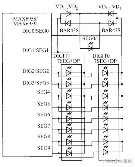 index 62 - led and light circuit - circuit diagram