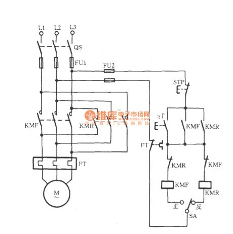 Index5 on power transfer switch diagram