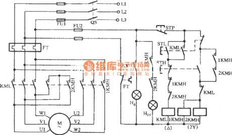 Index209 on ac motor control circuit
