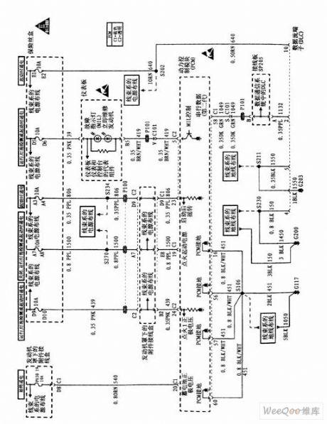 index 49 - - automotive circuit - circuit diagram
