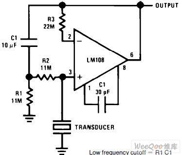 Simple Motion Detector Circuit