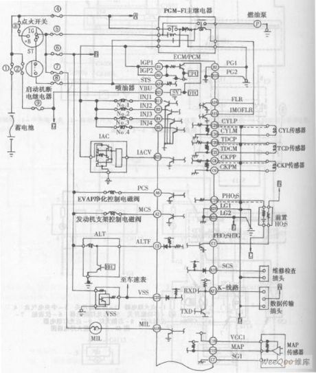 Index 193 Control Circuit Circuit Diagram Seekiccom