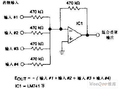 index 33 - audio circuit - circuit diagram