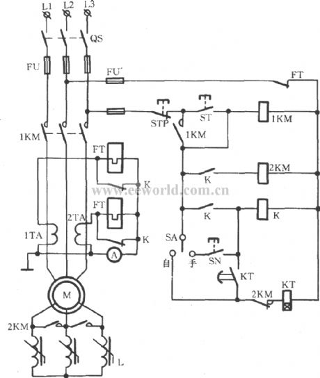 index 225 - control circuit - circuit diagram