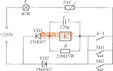 index 62 led and light circuit circuit diagram seekic com