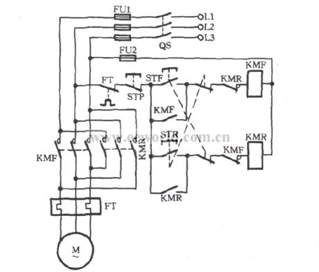 Index6 on reversing contactor diagram