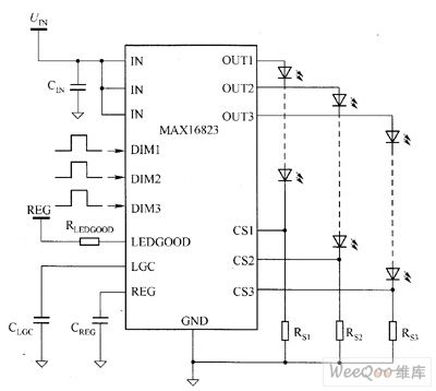 index 32 led and light circuit circuit diagram seekic com rh seekic com