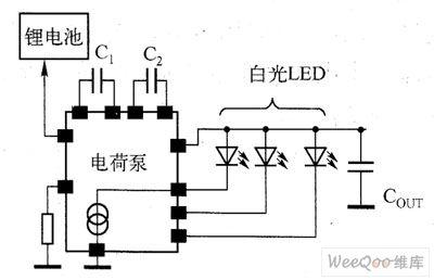 Led Flashlight Diagram