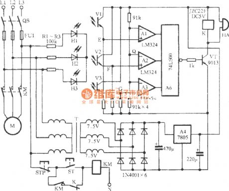 Wiring Diagram Additionally 3 Phase Static Converter on baldor motor capacitor wiring diagram