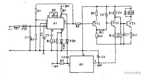 100KHz –100 MHz Noise Elimination Circuit Diagram