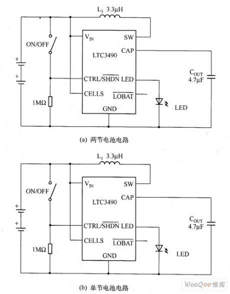 index 29 led and light circuit circuit diagram seekic comltc3490 white led driver circuit diagram