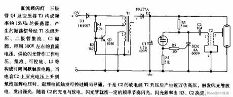index 29 led and light circuit circuit diagram seekic comdc strobe light circuit diagram