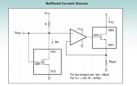 buffered current source