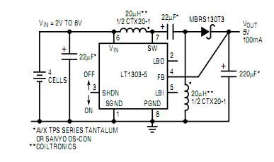 Micropower Buck/Boost Circuits, Part 2