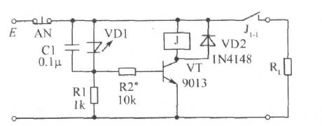 The overvoltage protection circuit