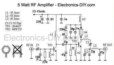 Index 38 - Amplifier Circuit - Circuit Diagram - SeekIC.com on
