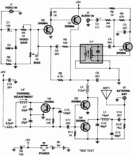 index 29 - signal processing - circuit diagram