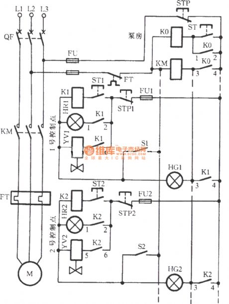 index 48 - control circuit - circuit diagram