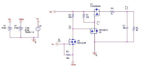 Negative Voltage Load Switch