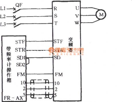 Vfd Schematic Diagram And Control on abb motor control wiring diagram