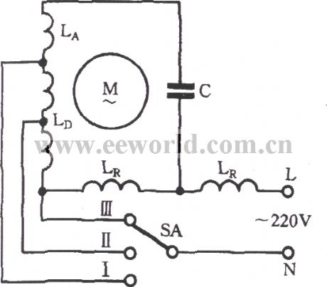 basic single phase motor wiring diagram with Single Phase Motor Winding Tap H Connection Three Speed Circuit on Well Pump Control Box Wiring Diagram in addition Single Phase Capacitor Start Run Motor Wiring Diagram furthermore Basic Ac Wiring Diagram 208v additionally Ac Electric Motor Wiring Diagram Power further Water Pump Wiring Diagram Single Phase Html.