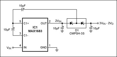 Diode Voltage Doubler Circuit Diagram